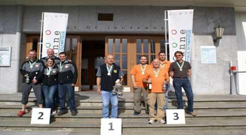 3ème rang finale vaudoise 2011