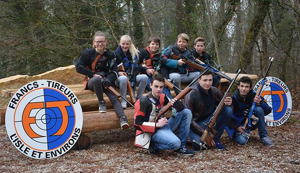 Groupe juniors 2016