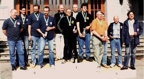 3ème rang finale vaudoise 2008
