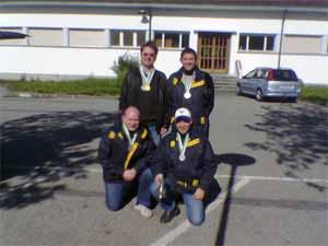 2ème rang championnat vaudois 2006