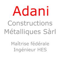 Adani Construction Métallique Sàrl